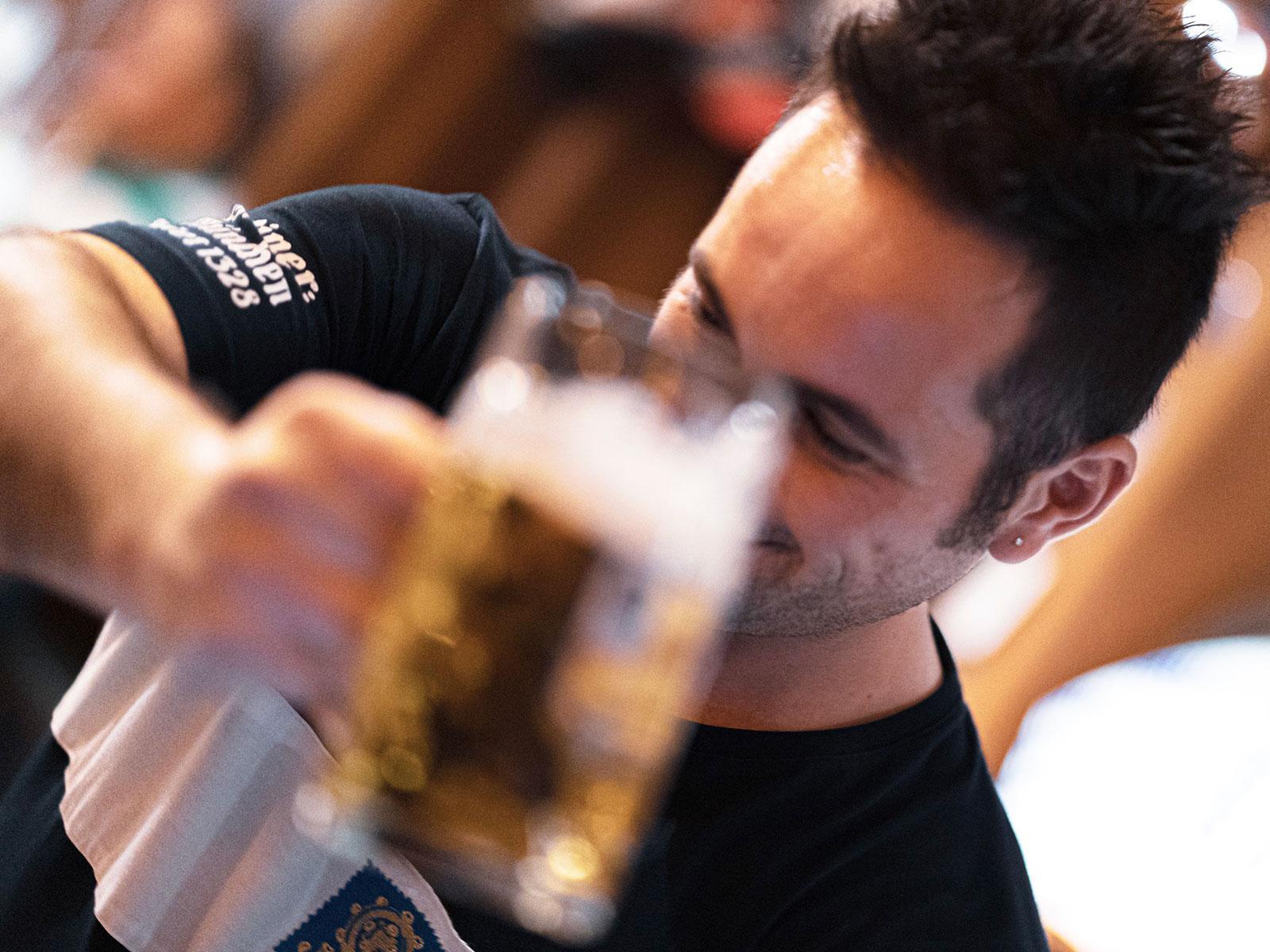 Francesco Selicato - Beer Blogger