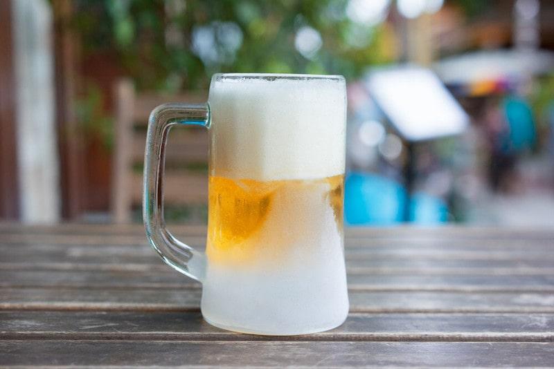 temperatura birra