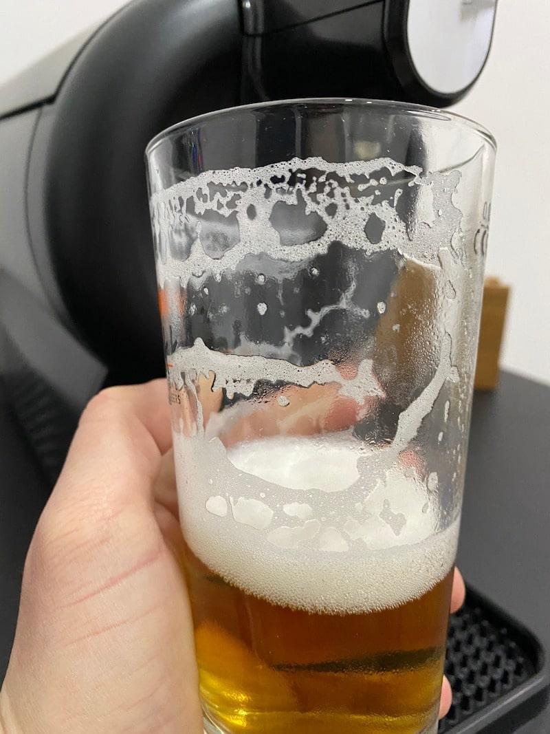 sub impact spillatore per fare la birra a casa